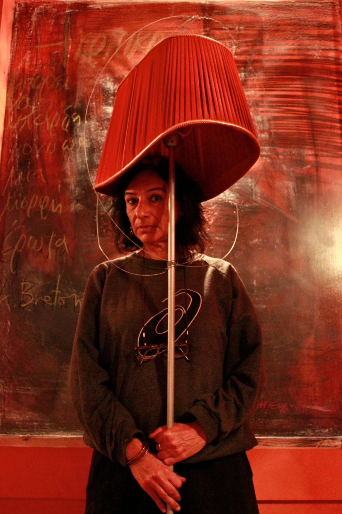 The Forgotten. Maria Sevastaki.  Image Vaggelis Zoukas 2012